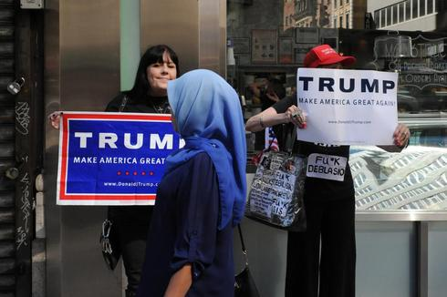 Muslim Day Parade in NYC