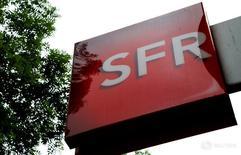 """L'Autorité des marchés financiers (AMF) a infligé mardi un revers à Altice en bloquant son projet de rachat du solde du capital de sa filiale SFR, une décision rare jugée """"incompréhensible"""" par le directeur général du groupe européen de télécoms et de médias. Dans un avis laconique, l'AMF a fait savoir qu'elle jugeait non conforme l'offre publique d'échange d'Altice sur le solde du capital de l'opérateur télécoms français qu'elle ne détient pas encore. /Photo prise le 8 août 2016/REUTERS/Jacky Naegelen"""
