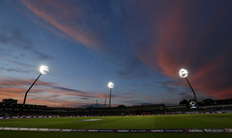 A general view  of Edgbaston cricket stadium. Mandatory Credit: Action Images / Andrew BoyersLivepic