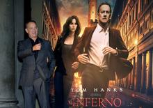 """Actor Tom Hanks poses at a screening of his film """"Inferno"""" in Florence, Italy October 6, 2016. REUTERS/Max Rossi"""
