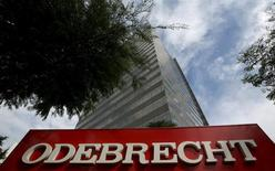 The headquarters of Odebrecht SA is pictured in Sao Paulo, Brazil, March 22, 2016. REUTERS/Paulo Whitaker
