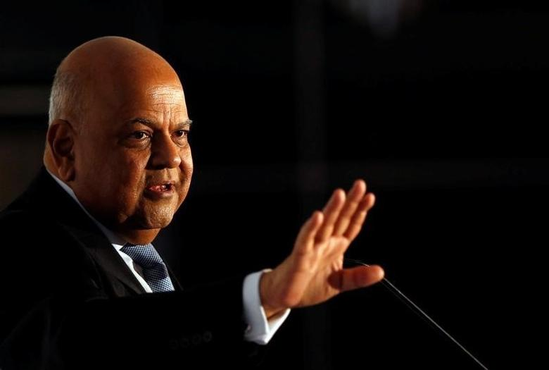 South Africa's Gordhan to appear in court over fraud ...