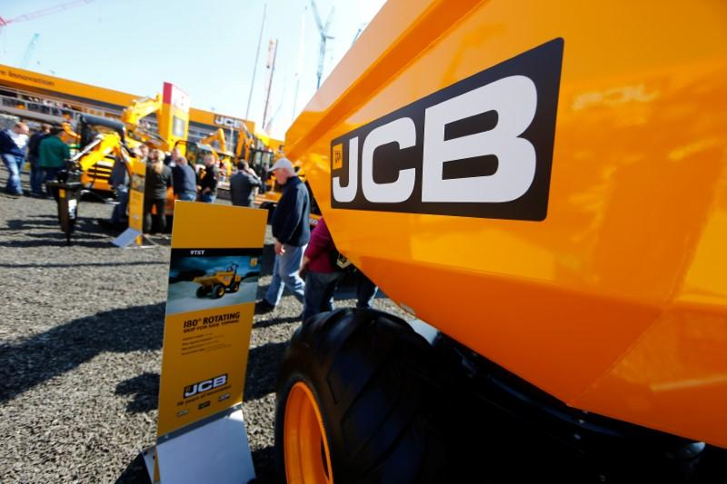 JCB to quit UK business lobby group amid Brexit differences - Reuters