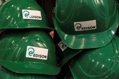 Edison, une filiale italienne d'EDF, propose de racheter la société d'énergies renouvelables Alerion Clean Power pour 107 millions d'euros. /Photo d'archives/REUTERS/Alessandro Bianchi
