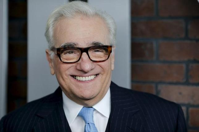 Film director Martin Scorsese attends the New York premiere of 'Vinyl' at Ziegfeld Theatre in New York, January 15, 2016.  REUTERS/Eduardo Munoz