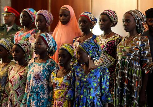 Freed from Boko Haram