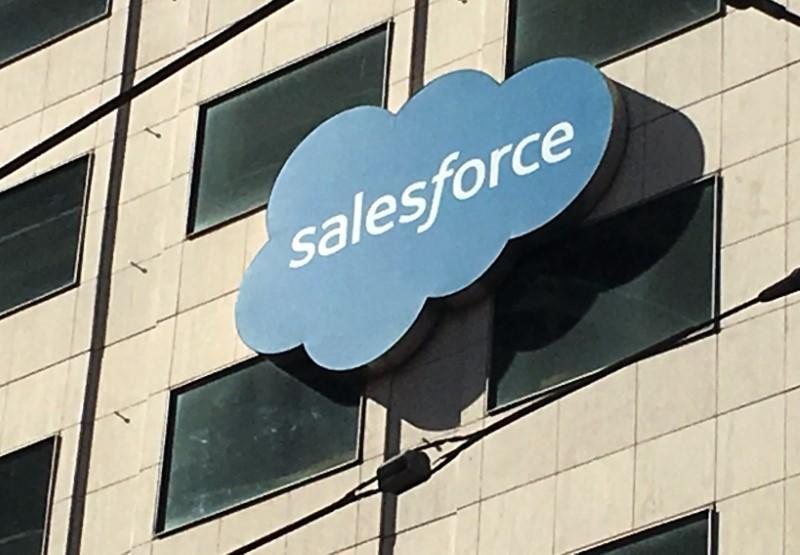 Salesforce target Tableau explored sale earlier this year: sources - Reuters
