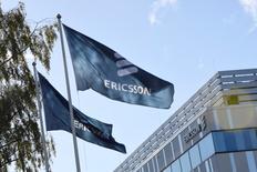 Ericsson a annoncé mercredi la nomination au poste de directeur général de Börje Ekholm, une figure du milieu suédois des affaires qui siégeait au conseil d'administration depuis dix ans et qui aura désormais pour mission première de sortir le géant des équipements de réseaux de sa pire crise depuis une décennie. /Photo prise le 4 octobre 2016/REUTERS/Maja Suslin