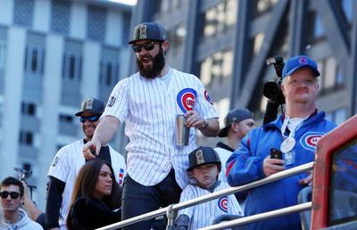 Chicago Cubs victorious return after historic win