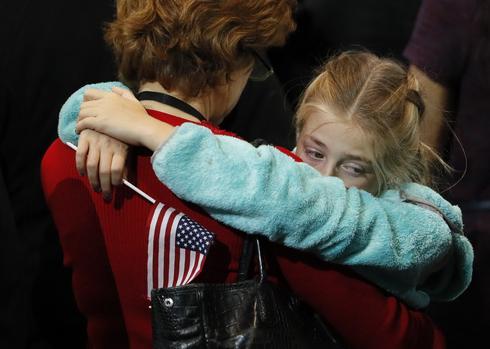 Heartbreak for Hillary