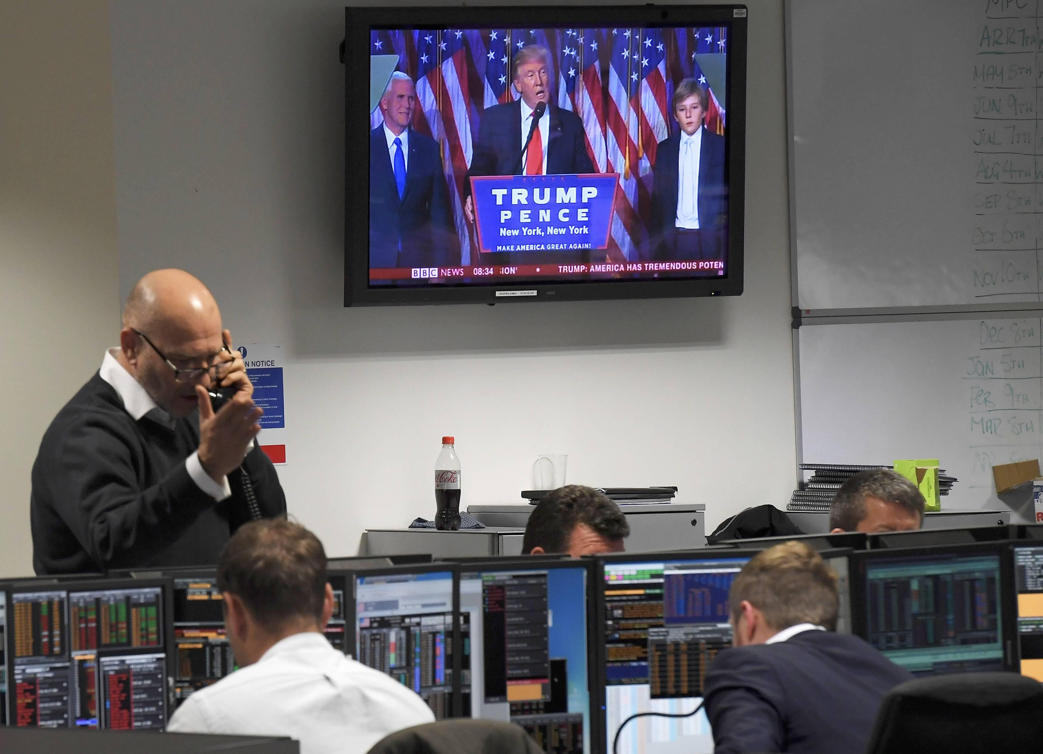 Trump victory shocks global firms reliant on open trade | Reuters