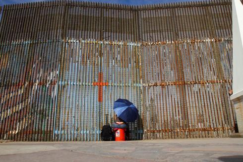 The U.S.-Mexico border now