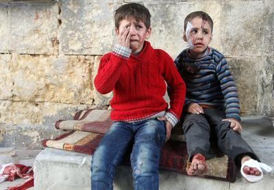 This week in Aleppo