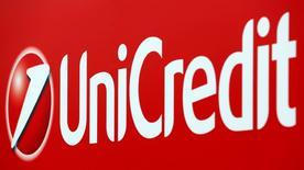 Le directeur général d'Aberdeen Asset Management a estimé que la banque italienne UniCredit demandait, à 3,5 milliards d'euros, un prix trop élevé pour sa filiale de gestion d'actifs Pioneer, ce qui a conduit le groupe britannique à renoncer à faire une offre. /Photo d'archives/REUTERS/Stefano Rellandini