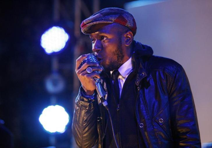 File Photo - Hip hop artist Mos Def performs during the ''Discover Music!'' event at Capitol Studios in Hollywood, California October 28, 2009. REUTERS/Mario Anzuoni