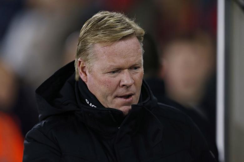 Britain Football Soccer - Southampton v Everton - Premier League - St Mary's Stadium - 27/11/16 Everton manager Ronald Koeman before the match Action Images via Reuters / Matthew Childs Livepic