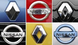 Renault-Nissan va remplacer le patron en charge du rapprochement des technologies moteurs et boîtes de vitesse des deux groupes. Alain Raposo, à la tête de l'ingénierie des groupes motopropulseurs et des véhicules électriques de Renault-Nissan depuis avril 2014, quittera cette fonction pour un rôle de conseiller. /Photo d'archives/REUTERS/Vincent Kessler