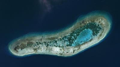 Disputed islands of the South China Sea