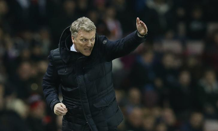 Britain Football Soccer - Sunderland v Chelsea - Premier League - The Stadium of Light - 14/12/16 Sunderland manager David Moyes  Reuters / Andrew Yates Livepic