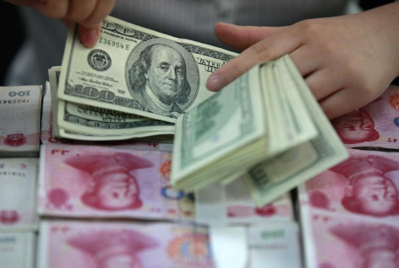 Chinese Rush To Open Foreign Currency