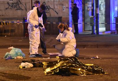 Suspect in Berlin truck attack shot dead