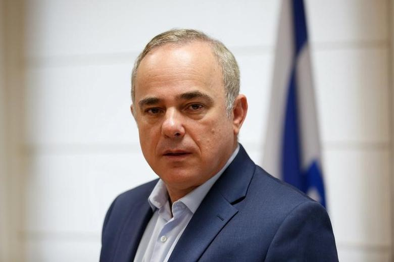 Israel's Energy Minister Yuval Steinitz poses for a photograph during an interview with Reuters, in Jerusalem November 16, 2016. REUTERS/Ronen Zvulun