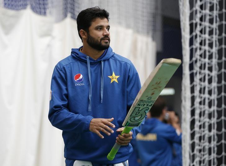 Britain Cricket - Pakistan Nets - SSE SWALEC, Cardiff, Wales - 3/9/16Pakistan's Azhar AliAction Images via Reuters / Paul ChildsLivepic