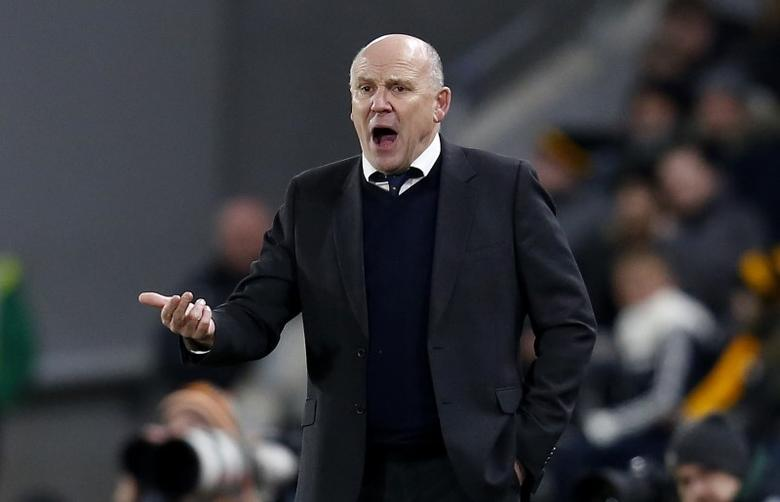 Hull City manager Mike Phelan  Action Images via Reuters / Ed Sykes