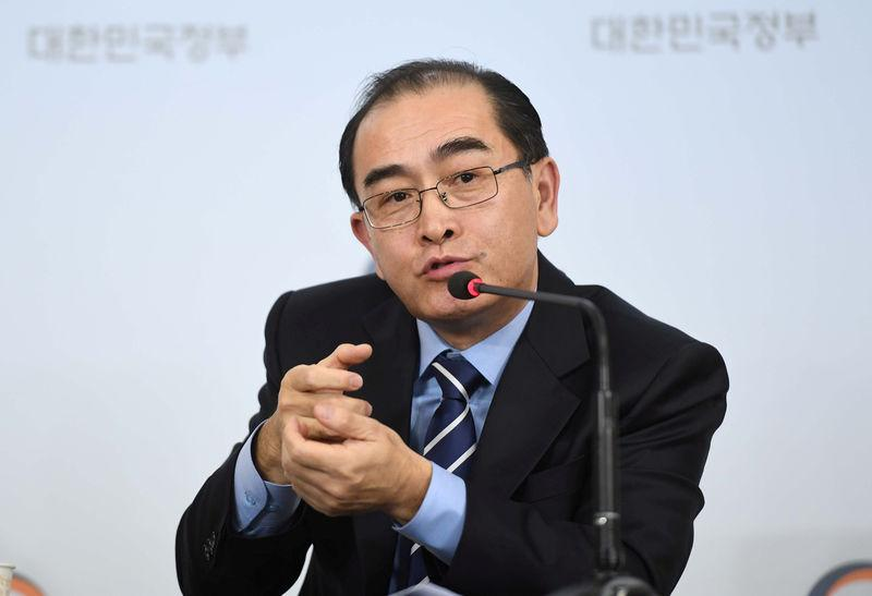 Chatty and joking, elite North Korean defector becomes media star…