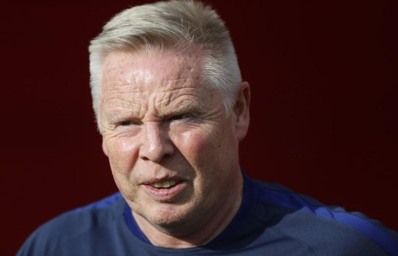 England assistant manager Sammy Lee before the matchAction Images via Reuters / Carl Recine