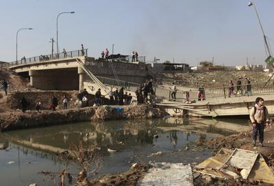 Exodus from Mosul