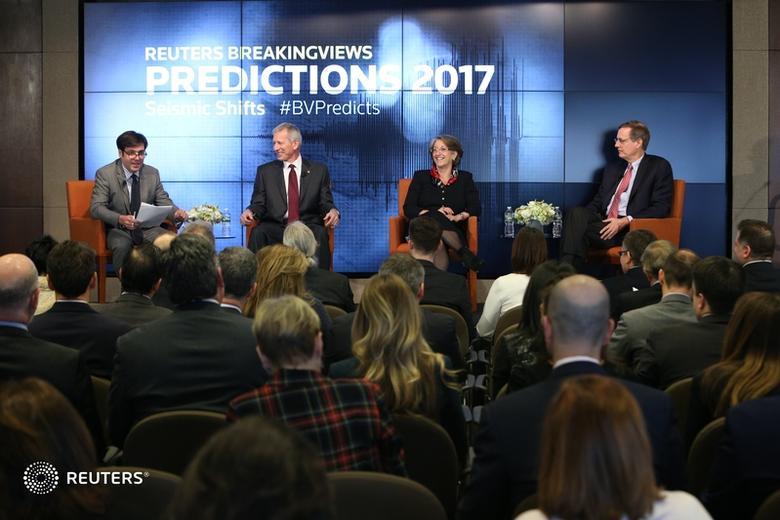 Reuters Breakingviews Predictions 2017