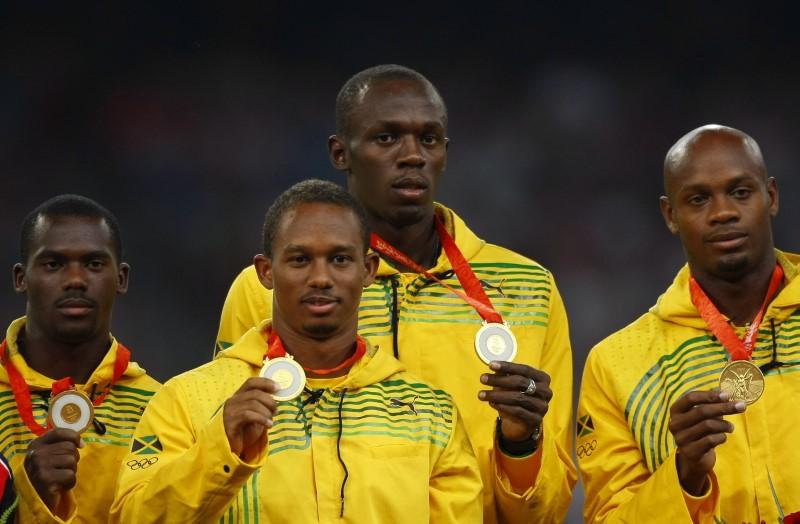 Bolt Loses Relay Gold After Jamaicas Carter Tests Positive