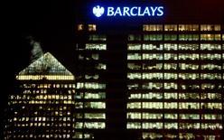 Barclays prévoit de déménager son siège pour l'Union européenne (UE) de Londres à Dublin après la sortie du Royaume-Uni de l'Union européenne. /Photo d'archives/REUTERS/Neil Hall