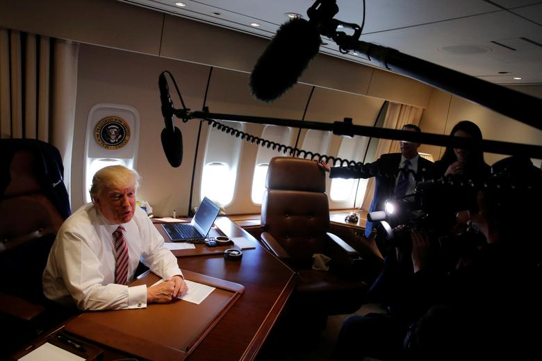 Being President Trump Reuters Com