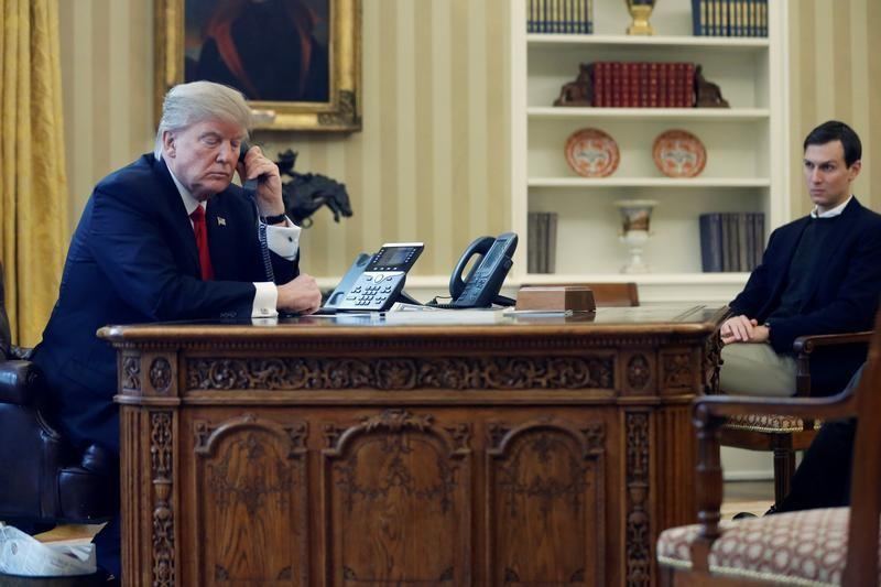 Image result for PHOTOS OF TRUMP WORKING IN THE WHITE HOUSE