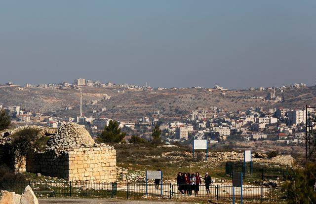For hardline West Bank settlers, Jared Kushner's their man