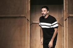 Riccardo Tisci, directeur artistique de Givenchy (groupe LVMH) et artisan du renouveau de la griffe, a quitté la maison de couture après 12 ans aux commandes de la création. /Photo d'archives/REUTERS/Gonzalo Fuentes