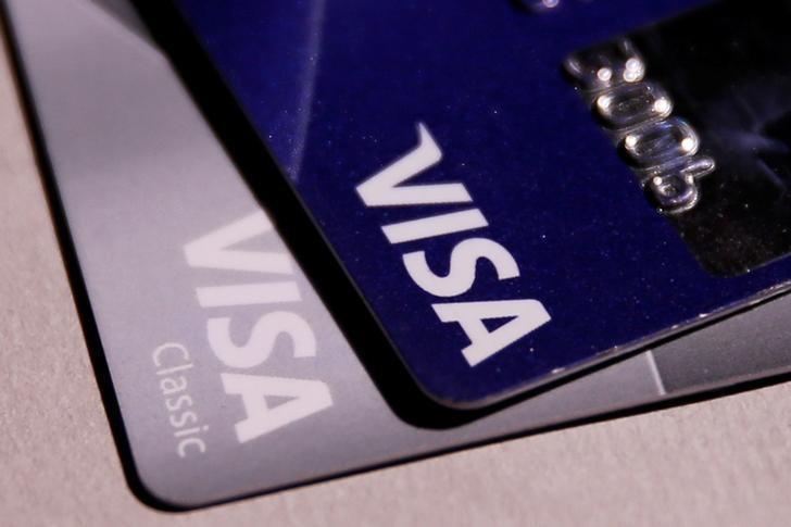 Visa's profit, revenue tops estimates on payment volume