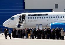 Jato CS300 da Bombardier. 29/04/2016.  REUTERS/Christinne Muschi/File Photo