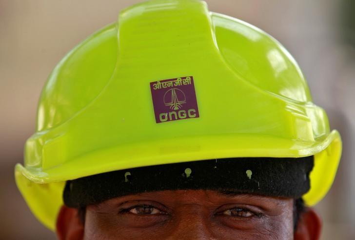 A technician is pictured inside a desalter plant of Oil and Natural Gas Corp (ONGC) on the outskirts of Ahmedabad, India, September 30, 2016. Picture taken September 30, 2016. REUTERS/Amit Dave