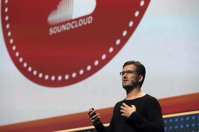 Berlin's SoundCloud CEO Alexander Ljung attends the LeWeb technology conference December 4, 2012 in Aubervilliers, near Paris.    REUTERS/Philippe Wojazer