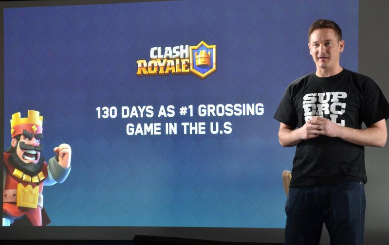 Clash of Clans maker profit up despite Pokemon challenge