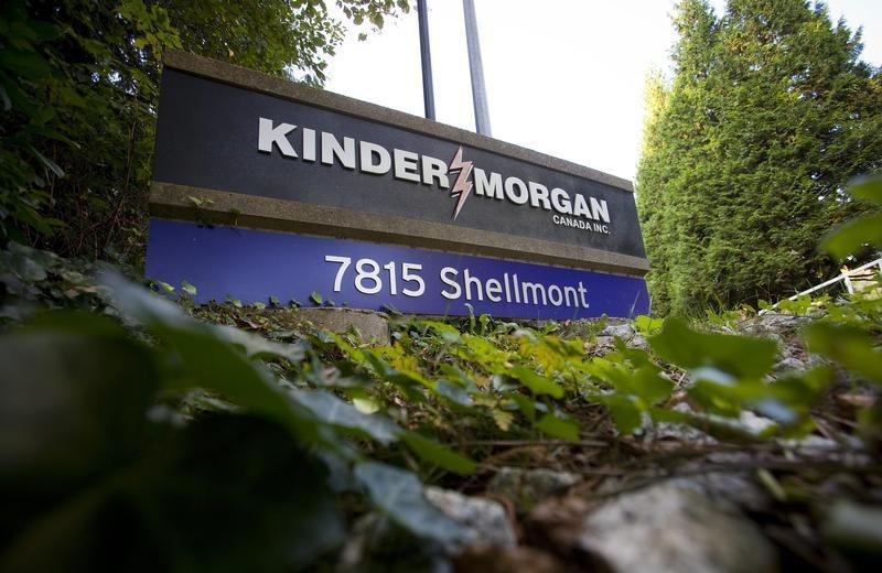 Exclusive: Kinder Morgan starts talks with investors for