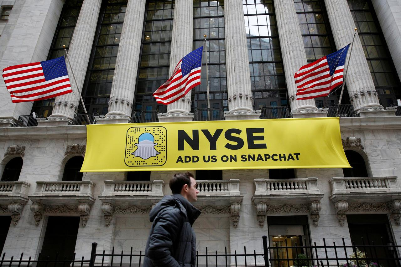 nyse plans trial run for snap ipo reuters