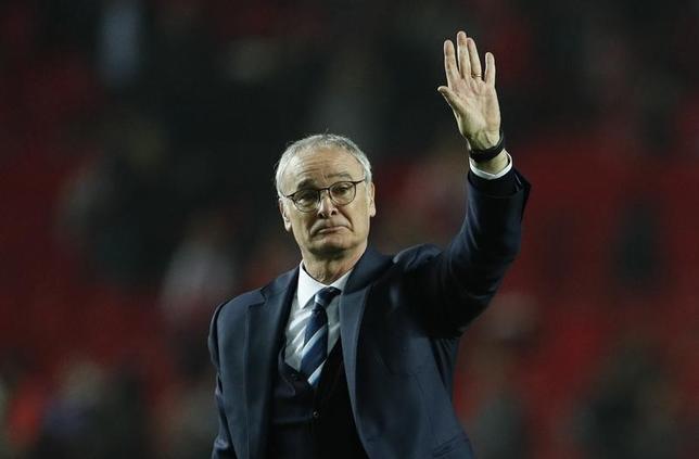 2月24日、サッカーのイングランド・プレミアリーグ、レスターに解任されたクラウディオ・ラニエリ前監督は、自身の夢はついえたと述べた。スペインのセビリアで22日撮影(2017年 ロイター)