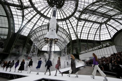 Chanel goes interstellar