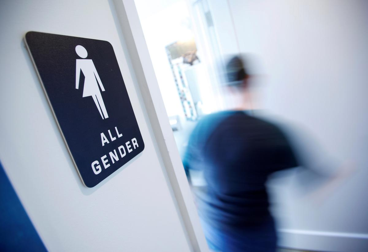 Texas committee passes bill to curb transgender bathroom access