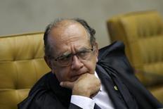 Ministro do STF, Gilmar Mendes 11/03/2015 REUTERS/Ueslei Marcelino