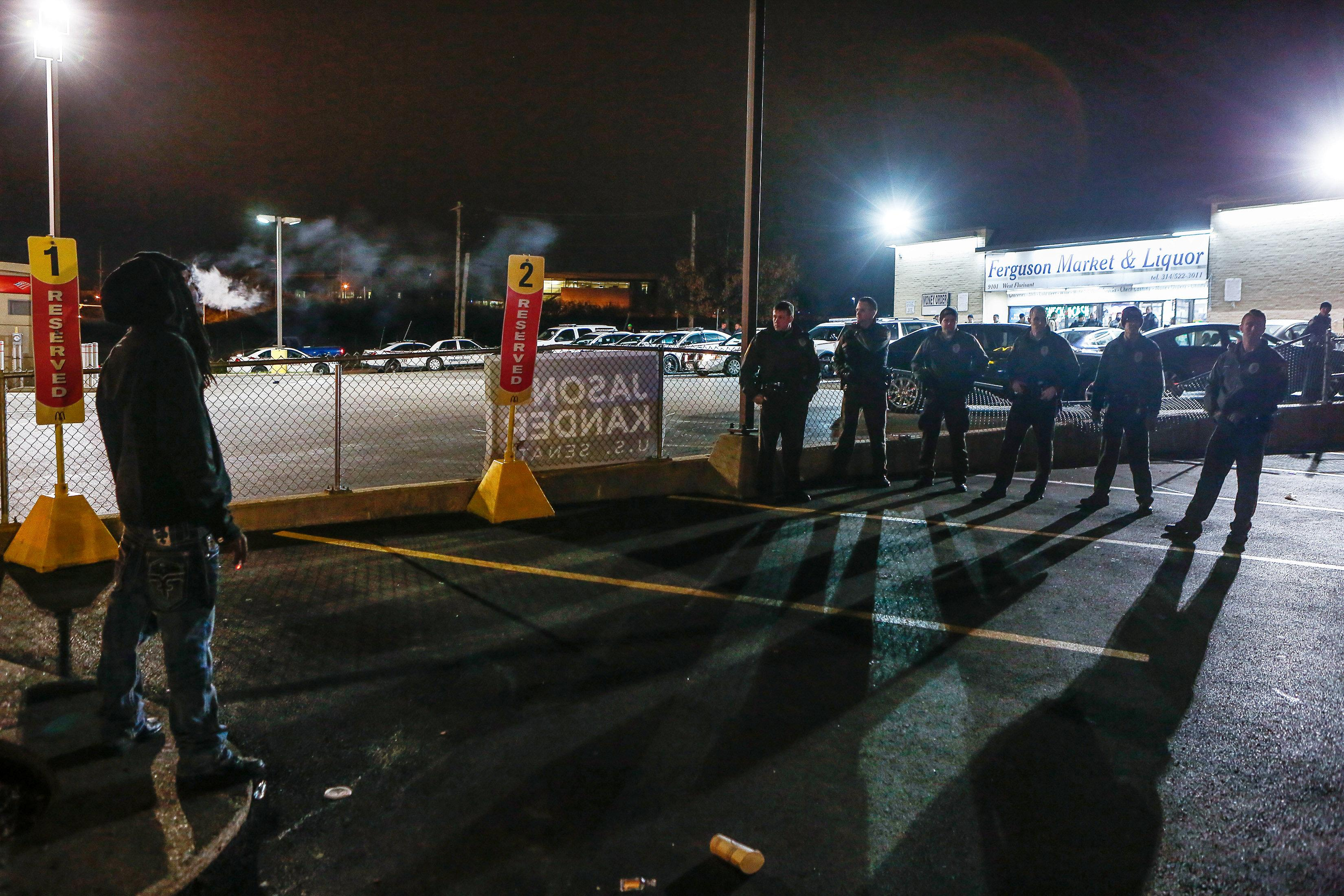 Video poses new questions about 2014 Ferguson police shooting - Reuters
